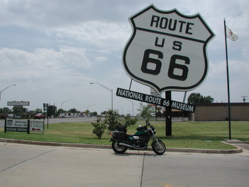 Route 66 National Museum